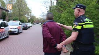 Politie vat inbrekers in de kraag in Abcoude