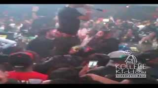 Plies Turnt To Chief Keef's 'Faneto' In The Crowd