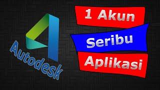 Cara Membuat Akun Autodesk || (How to create Autodesk Account for Student)