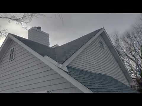 "I recently completed a set-up for a homeowner in Holmdel, NJ to trap and relocate invading raccoons. As shown in the video, there were muddy raccoon tracks showing their pathway to the roof. As a general rule, we try to secure traps as close to the access point as possible. This gives us the highest likelihood of successful capture since the baited trap is right on the animals' route to and from the home. Also, close placement of the trap to the access point minimizes the likelihood of trapping a ""non-target"" animal. 