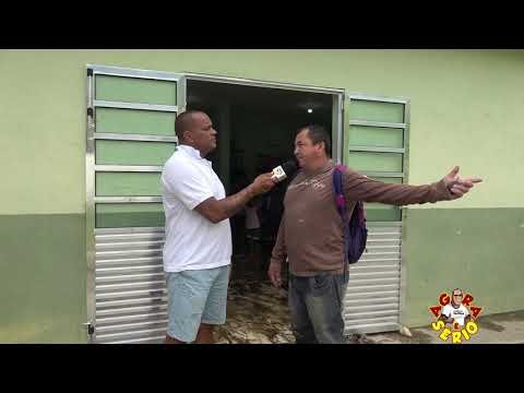 Luciano fala sobre o Descaso com a UBS Unidade Básica de Saúde do Bairro do Cafezal em Miracatu