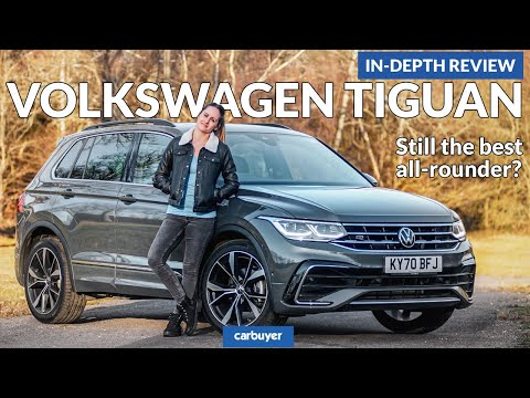 2021 Volkswagen Tiguan in-depth review - still the best all-round family SUV?