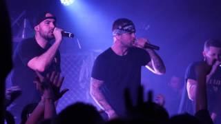 Marpo - Náš Hood (live in Mexx club Telč)