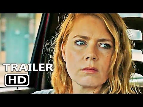 SHARP OBJECTS Official Trailer (2018)