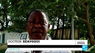 preview picture of video 'EBOLA - 75% des patients guéris dans un village de Guinée'