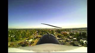 UMX Timber FPV Flight Oct 26