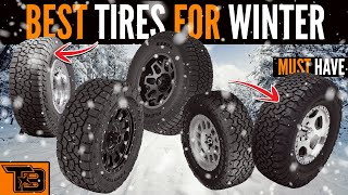 Top 5 Winter Tires for 2020