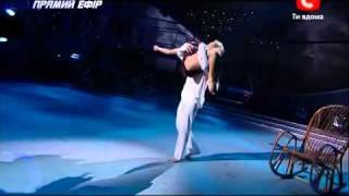 Maxwell - This Woman's Work.Choreography by Blake McGrath (SYTYCD 2011 Ukraine)