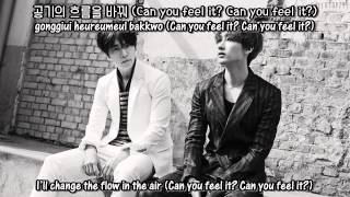 Super Junior-D&E - Can you feel it? + [English Subs/Romanization/Hangul]