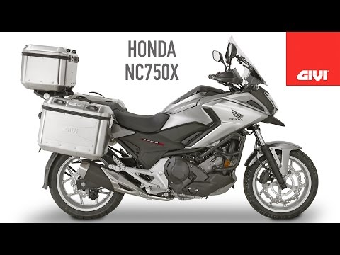 Specific accessories range for Honda NC750X