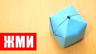 Как сделать шар из бумаги своими руками