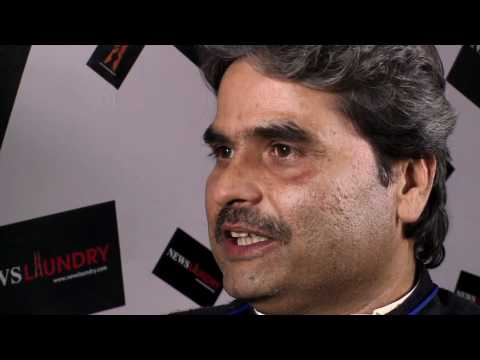 Newslaundry - Vishal Bharadwaj On His Favourite Filmmakers