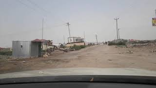 preview picture of video 'Driving from Amoud university campus to Borama'