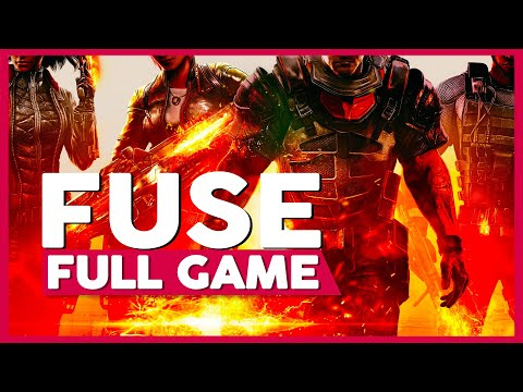 Fuse   Full Game Playthrough   No Commentary [PS3 HD]