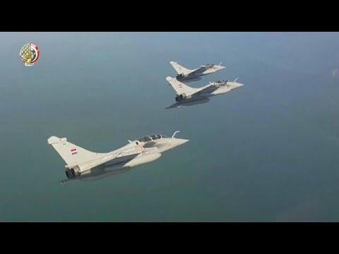 Αίγυπτος: Νέες αεροπορικές επιδρομές κατά τζιχαντιστών στη Λιβύη