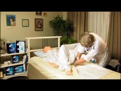 Инструкция - мытье лежачего больного в постели