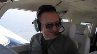 preview picture of video 'Piper Seneca V - Departure Stockerau'