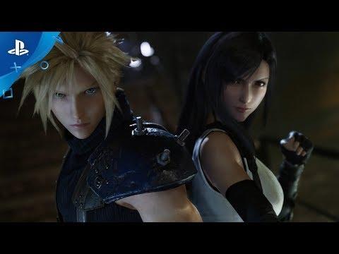 Final Fantasy VII Remake - E3 2019 Trailer | PS4 thumbnail