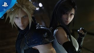 Final Fantasy VII Remake - E3 2019 Trailer | PS4