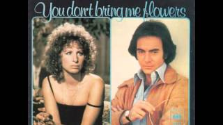 Barbra Streisand & Neil Diamond - You Don't Bring Me Flowers