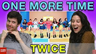 """TWICE """"ONE MORE TIME"""" • Fomo Daily Reacts"""