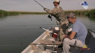 Рыболовная база барсуково