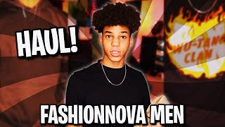 FASHION NOVA MENS CLOTHING HAUL (2)