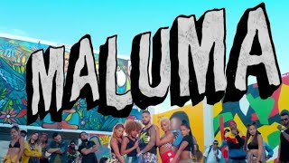 Maluma - HP  ( LYRICS - LETRA )