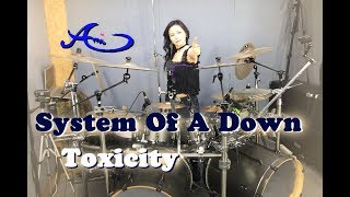 System Of A Down - Toxicity drum cover by Ami Kim (36th)