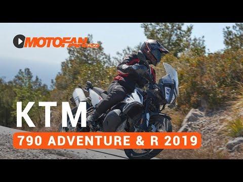Vídeos de la KTM 790 Adventure