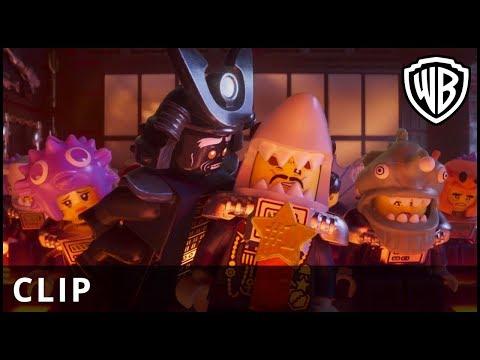 The Lego Ninjago Movie (Clip 'Finally Conquered Ninjago')