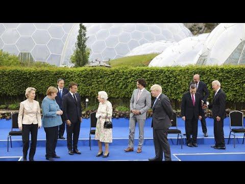 G7: Περιβάλλον και πανδημία στο επίκεντρο