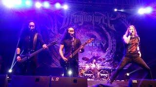 [HD] DragonForce - Three Hammers - Live in Jogja, 5/5/2017 [FANCAM]