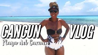 CANCUN MEXICO TRAVEL Vlog   Playa Del Carmen During Covid-19   Coronavirus Travel   Cancun Vlog
