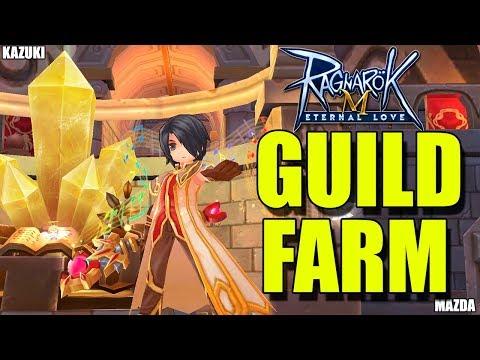 All about Guild Ragnarok Mobile Eternal Love - смотреть
