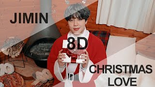 BTS JIMIN - CHRISTMAS LOVE [8D USE HEADPHONE] 🎧