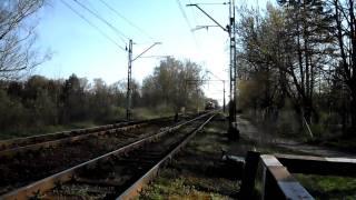 preview picture of video '(HD)  ET22-859 z towarem na szlaku Puszczykówko - Puszczykowo'