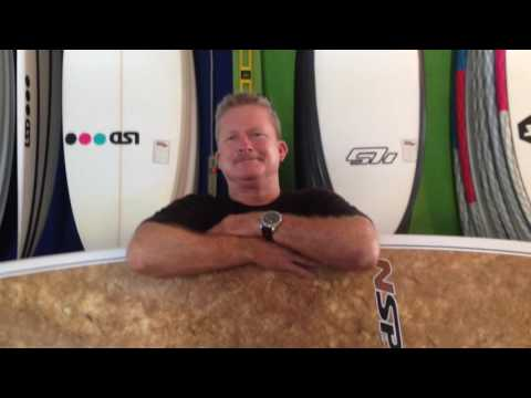 Chuck Herwig and the Eco-Friendly Cocomat Technology of NSP Surfboards