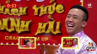 Xuất hiện thí sinh XẤU XÍ NHẤT chương trình Thách thức danh hài khiến Trấn Thành phát cuồng