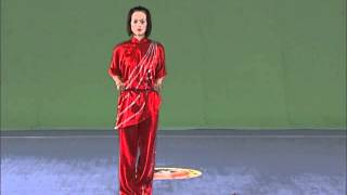 Wushu Elementary Routine (Part 1) : Basic movements of fist and equipement.