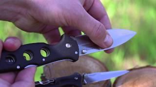 Cold Steel Counter Point I (10ALC) - відео 1