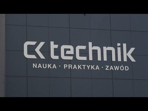 CK Technik – najnowocześniejsze w Polsce centrum kształcenia zawodowego otwarte
