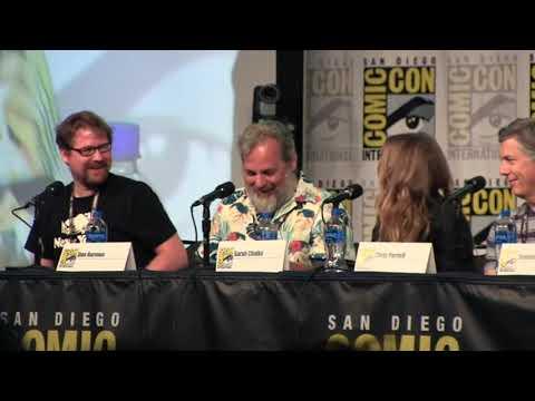 Rick And Morty San Diego Comic-Con 2019 Panel