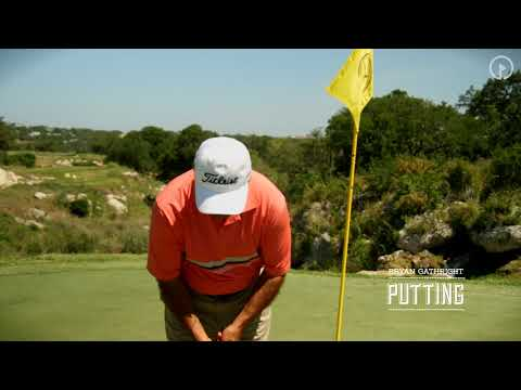 Putting: Avoid Head Movement in Your Putting Stroke