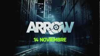 "Сериал ""Стрела"", Испанское промо к 1х01 #1"