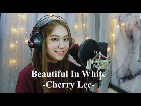 Beautiful In White (Shane Filan) - Cherry Lee cover (for my fd's wedding)