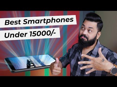 TOP 5 BEST MOBILE PHONES UNDER ₹15000 BUDGET ⚡⚡⚡ MARCH 2020