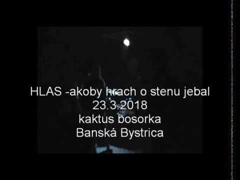 HLAS - HLAS - akoby hrach o stenu jebal