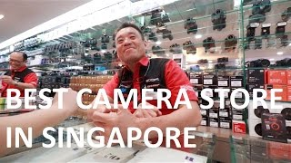 VLOG_024  Best Camera Store in Singapore