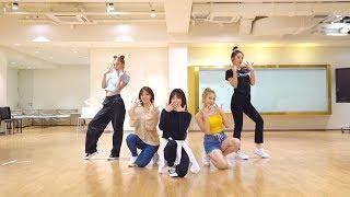 Red Velvet 레드벨벳 '음파음파 (Umpah Umpah)' Dance Practice